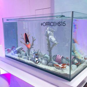 Event aquarium hire