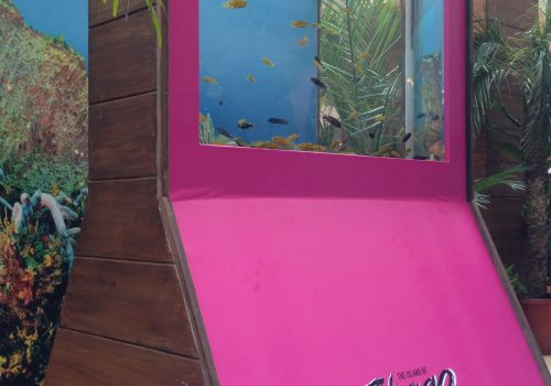 Event Fish tank hire