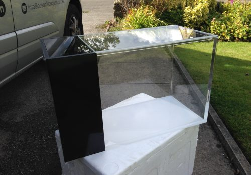 Acrylic aquariums